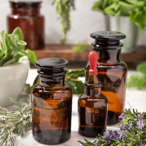 Emergency Herbal Medicine Kits